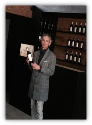 Ernesto De Benedictis al Merumalia Wine Resort