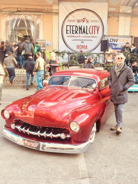 Ernesto De Benedictis direttore Vinoet all' Eternal City