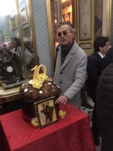 Ernesto De Benedictis direttore Vinoet alla Fiera Nazionale del Panettone 2018